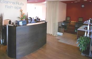 Garra Rufa Fish Spa